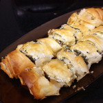 spinach-phyllo-roll-ups
