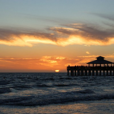 Sunsets and Sand {Southwest Florida Trip – Part 1}