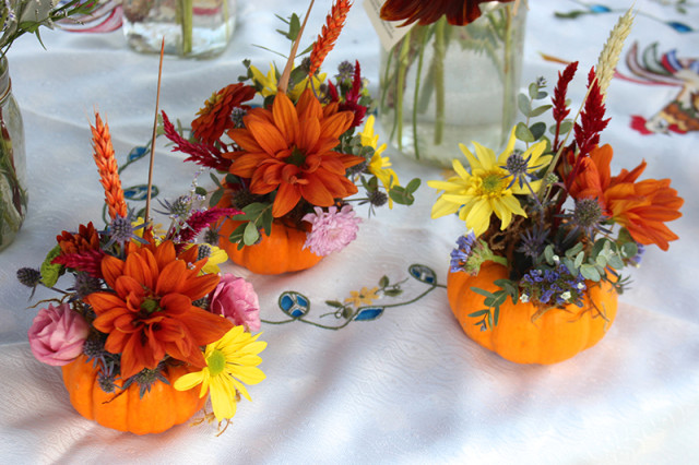 mini-pumpkin-arrangements