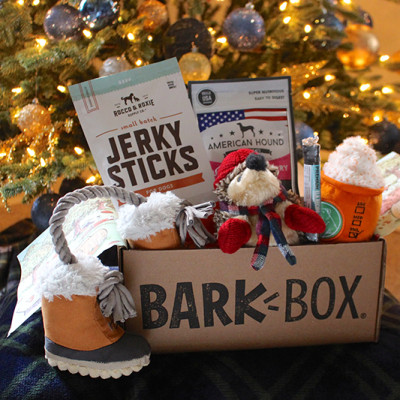 Giving the Gift of BarkBox