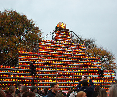 Keene Pumpkin Festival {Keene, New Hampshire}
