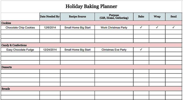 online-holiday-planner-holiday-baking-planner