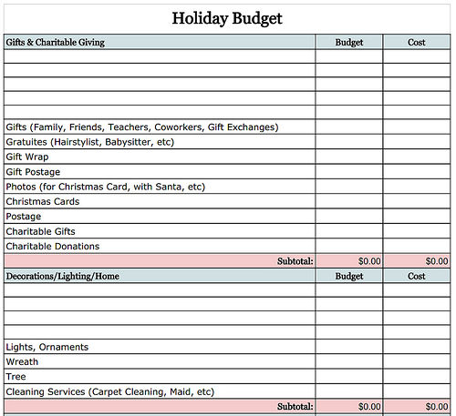 online-holiday-planner-holiday-budget