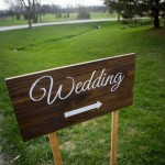 painted-wedding-signs