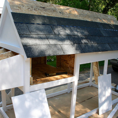 The Chicken Coop {Part 1}