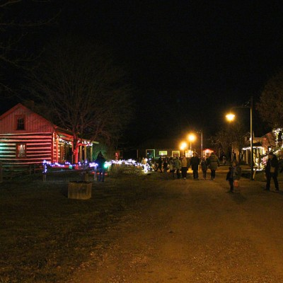 Christmas Traditions at Our Pioneer Village