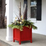 diy-holiday-planter