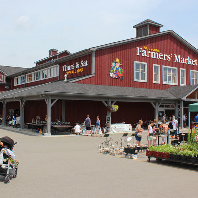 St Jacobs Farmers Market {Small Town Ontario}