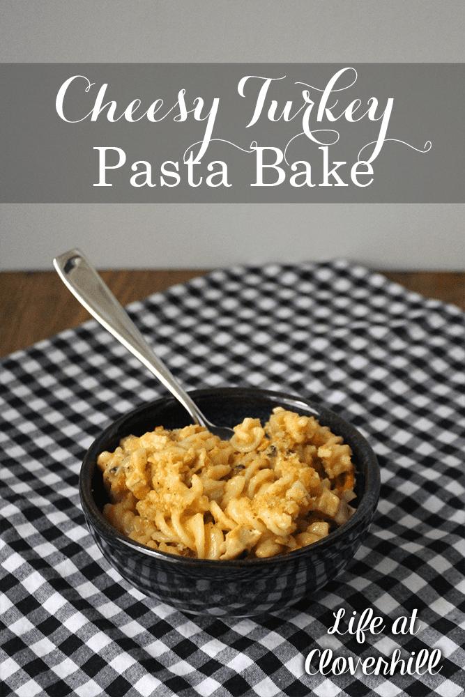 cheesy-turkey-pasta-bake