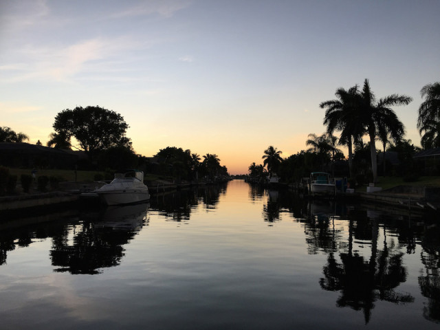 sunset-cape-coral