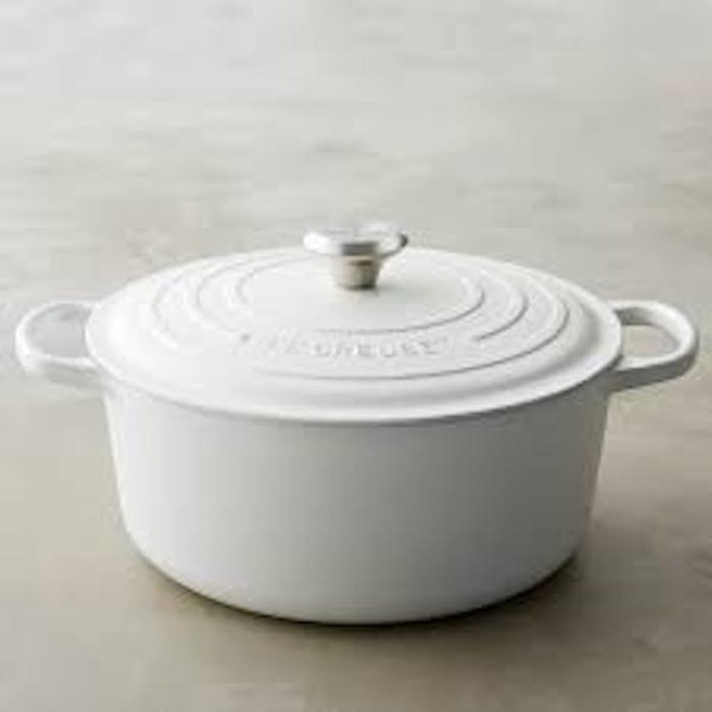 white-le-creuset-dutch-oven-signature