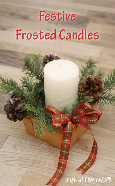 frosted-candle-epsom-salt-christmas-craft
