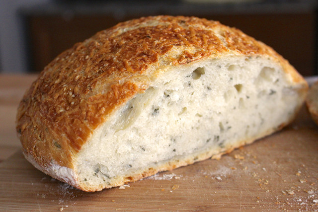 rustic-rosemary-parmesan-no-knead-bread