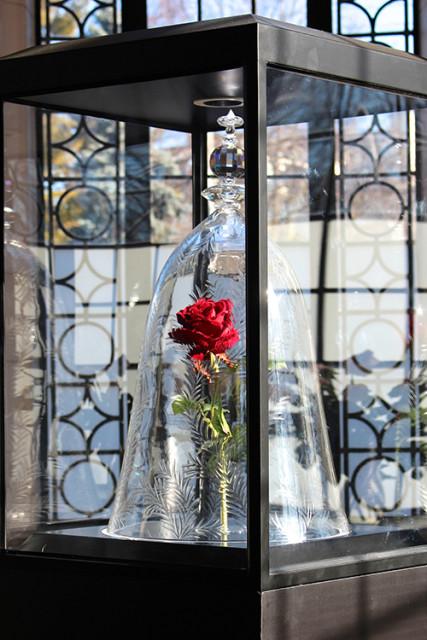 casa-loma-toronto-beauty-and-the-beast-enchanted-rose