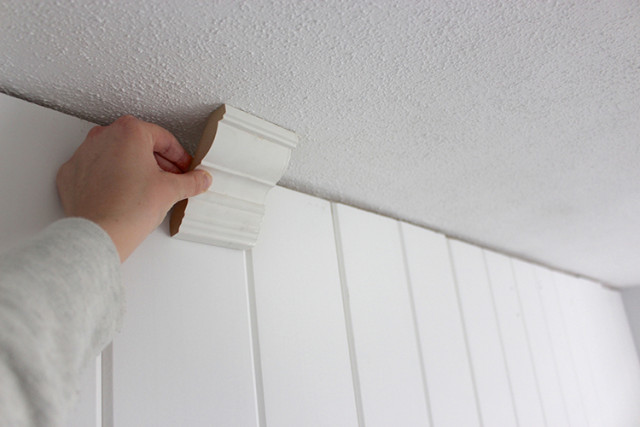 adding-crown-molding