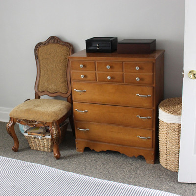 One Room Challenge Week 2: Furniture Updates