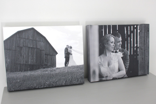 wrapped-canvas-wedding-photos