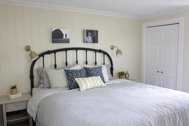 one-room-challenge-iron-bed-frame