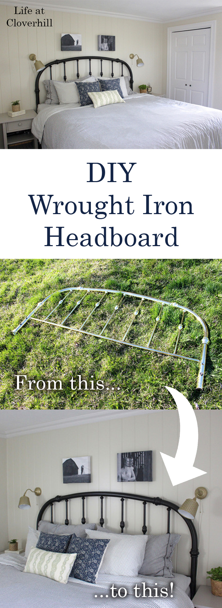 diy-wrought-iron-headboard
