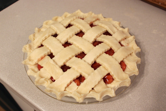 lattice-pie-top