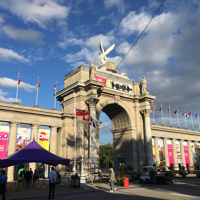 A Fun Filled Day at the CNE