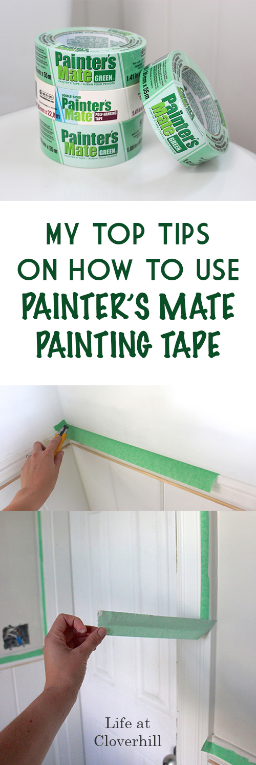 how-to-use-painters-tape-top-tips