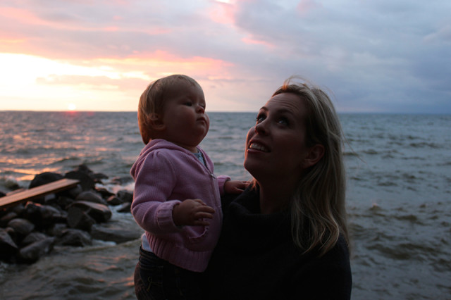 mom-lucy-september-sunset