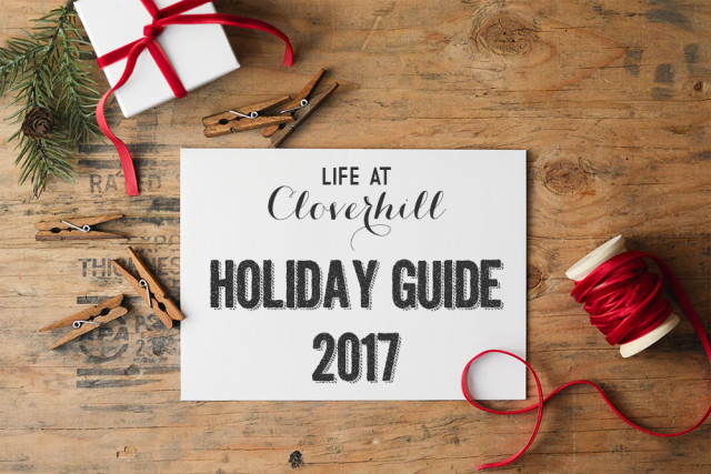 LifeatCloverhill-HolidayGuide2017-2