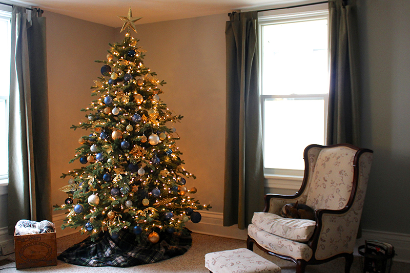 A Family Friendly Farmhouse Christmas Tree Life At