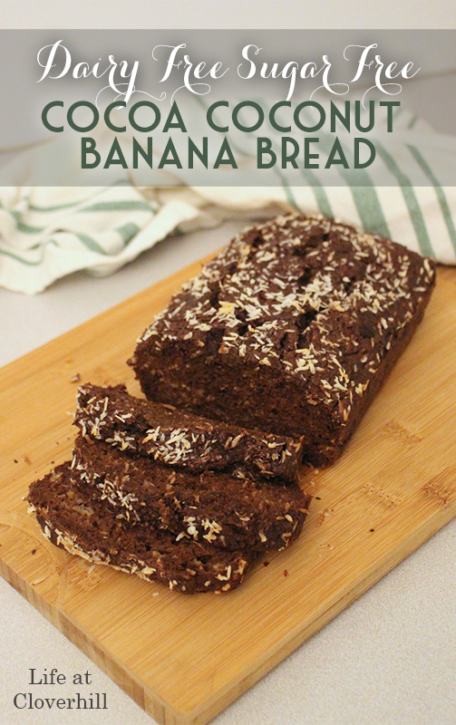 dairy-free-sugar-free-cocoa-coconut-banana-bread