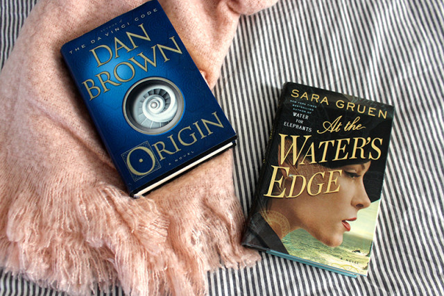 new-books-dan-brown-origins-waters-edge