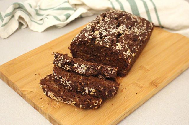 sugar-free-dairy-free-cocoa-coconut-banana-bread