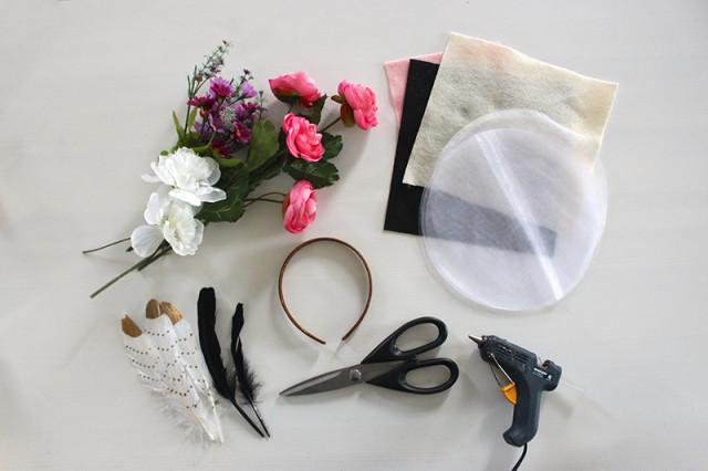 diy-fascinator-materials