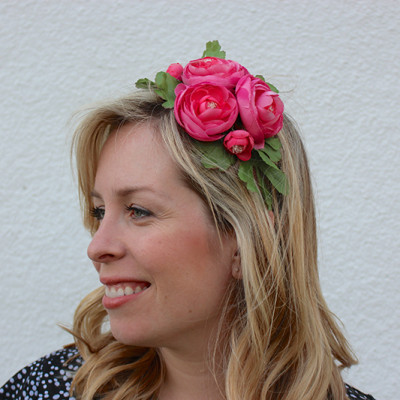 DIY Headband Fascinators for the Royal Wedding {Video}